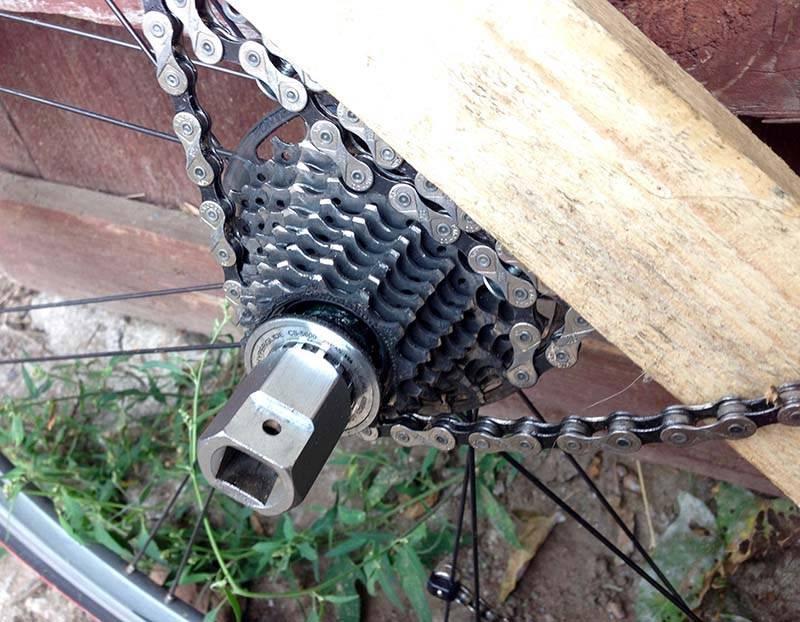 Трещотка велосипеда, зачем нужна, схожесть с кассетой, как и чем снять, процесс демонтажа