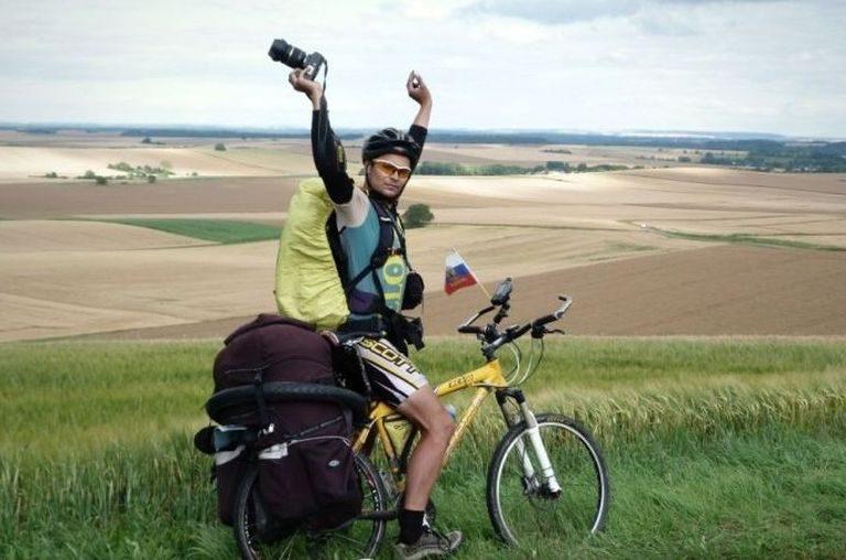 Как я по польше на велосипеде катался или green velo для начинающих