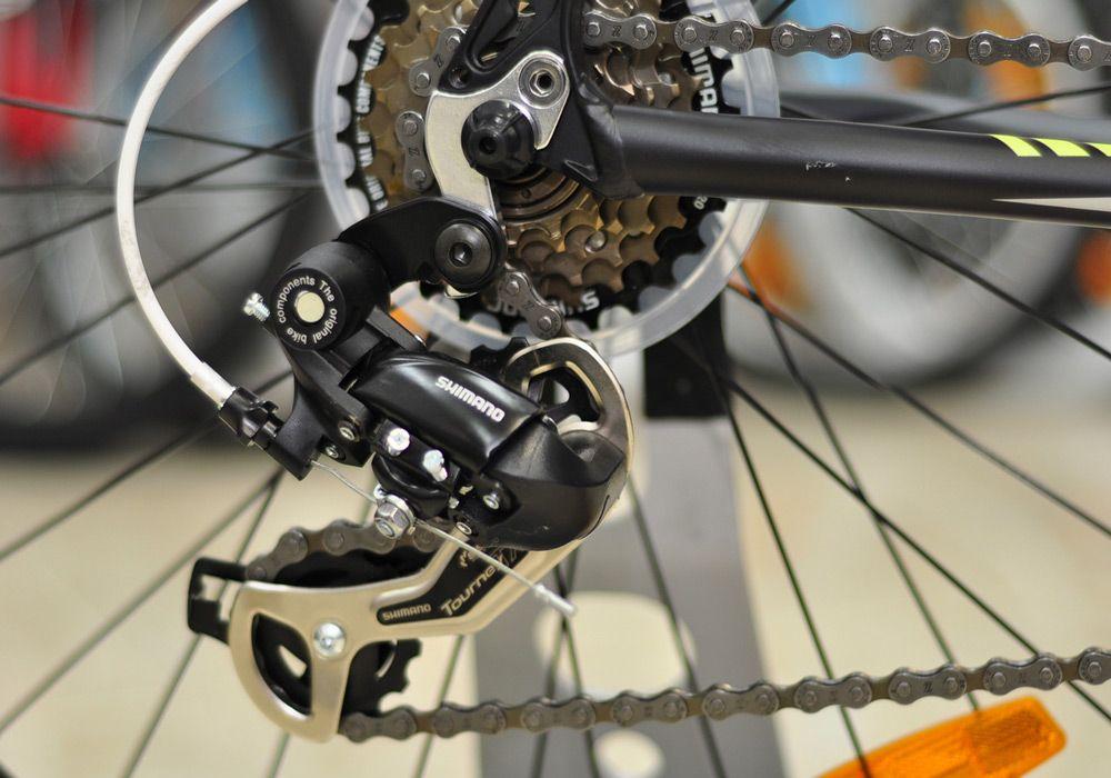 Как выбрать передний переключатель скоростей велосипеда