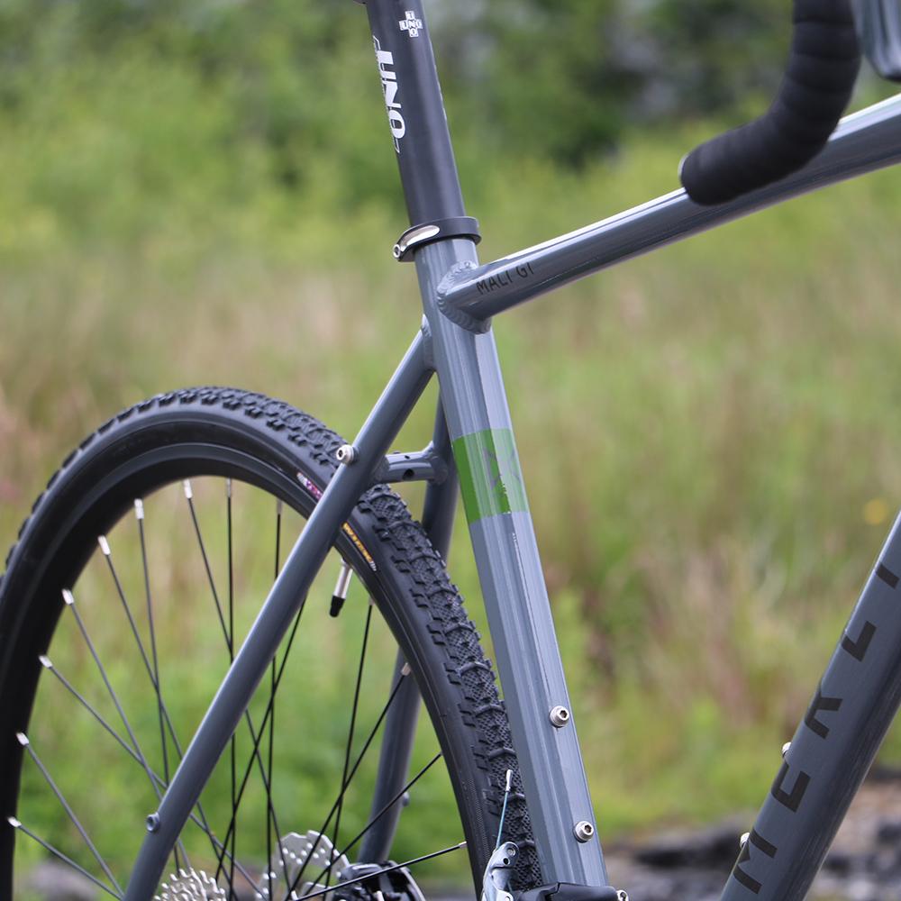 Велосипед гравийный ns bikes rag+ gravel 2018 | chain reaction cycles