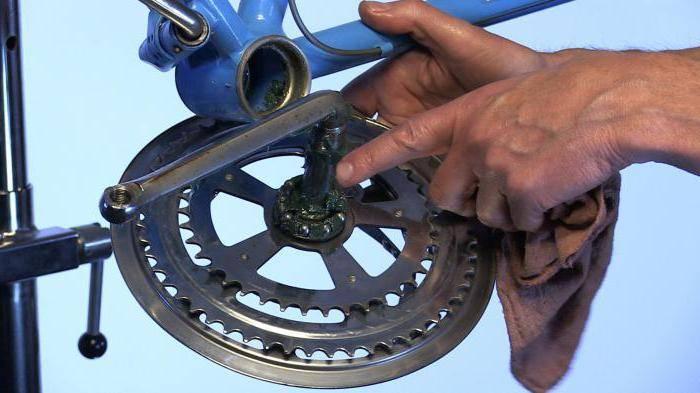 Шатуны, из чего состоят, размеры, монтаж   велосипеды - от а до я