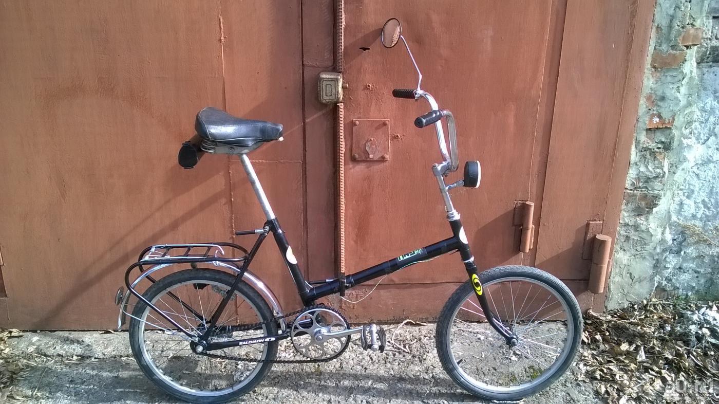 Велосипед «кама» 113 — 613