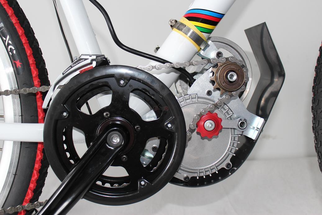 Электромотор для велосипеда своими руками: подвесной двигатель, самодельный мотор-колесо, как сделать и установить