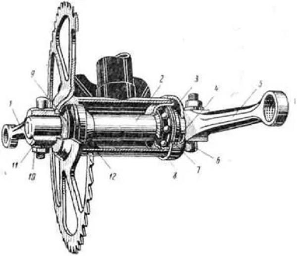 Как самостоятельно разобрать и снять каретку велосипеда   ремонт и уход   veloprofy.com