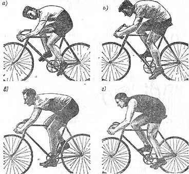 Правильно сидеть на велосипеде — сайт для велосипедистов