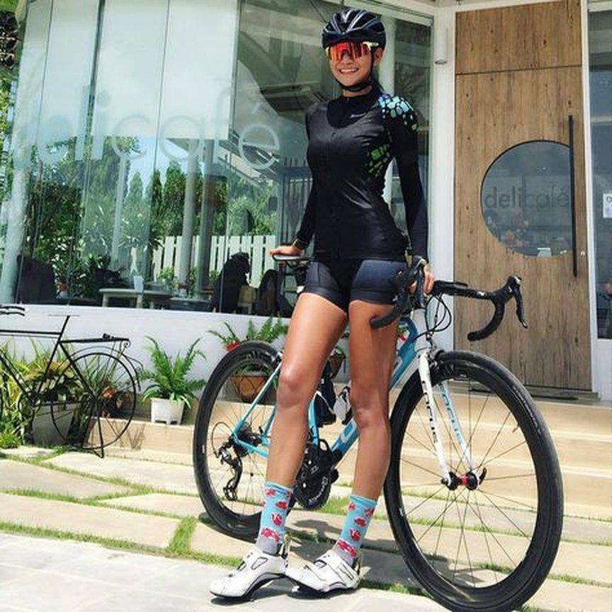 Велоодежда для весеннего и осеннего сезона