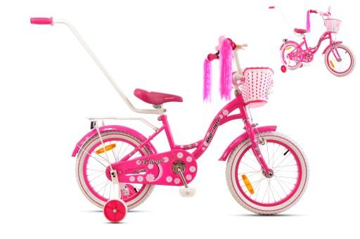 Лучшие детские велосипеды с ручкой