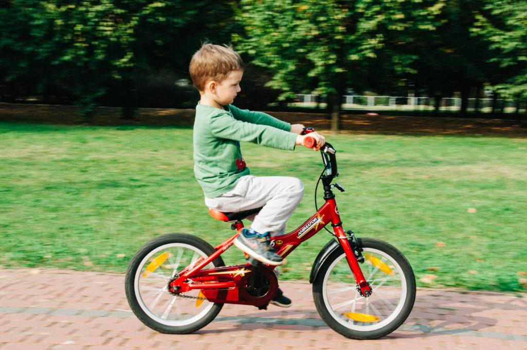 Как выбрать хороший детский велосипед, и другие советы родителям