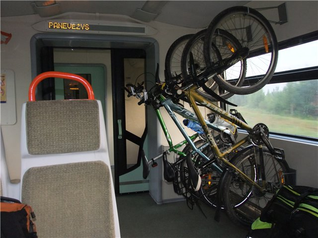 Как перевезти велосипед в поезде: правила и полезные советы