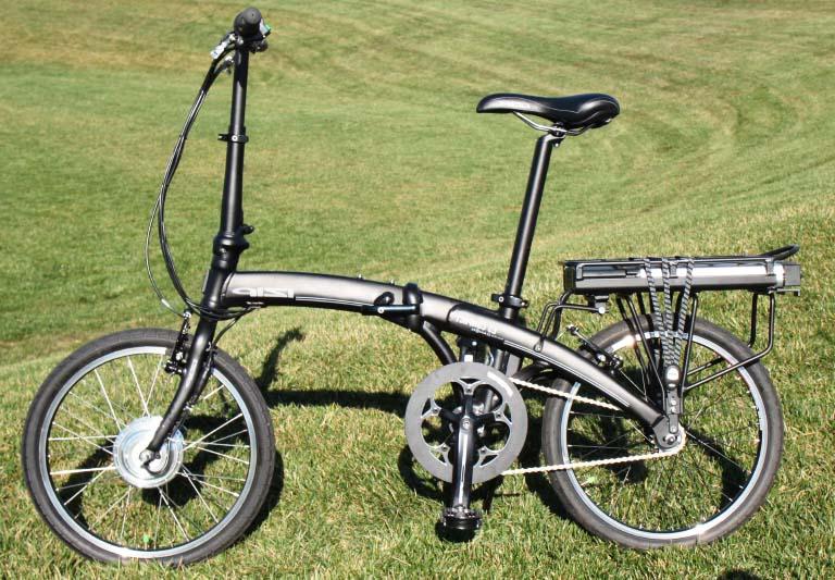 Лучшие складные велосипеды