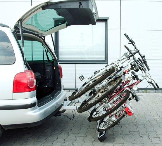 Крепление для велосипеда на фаркоп