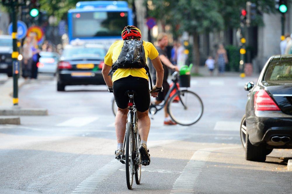 В велопробег в одиночку – плюсы и минусы