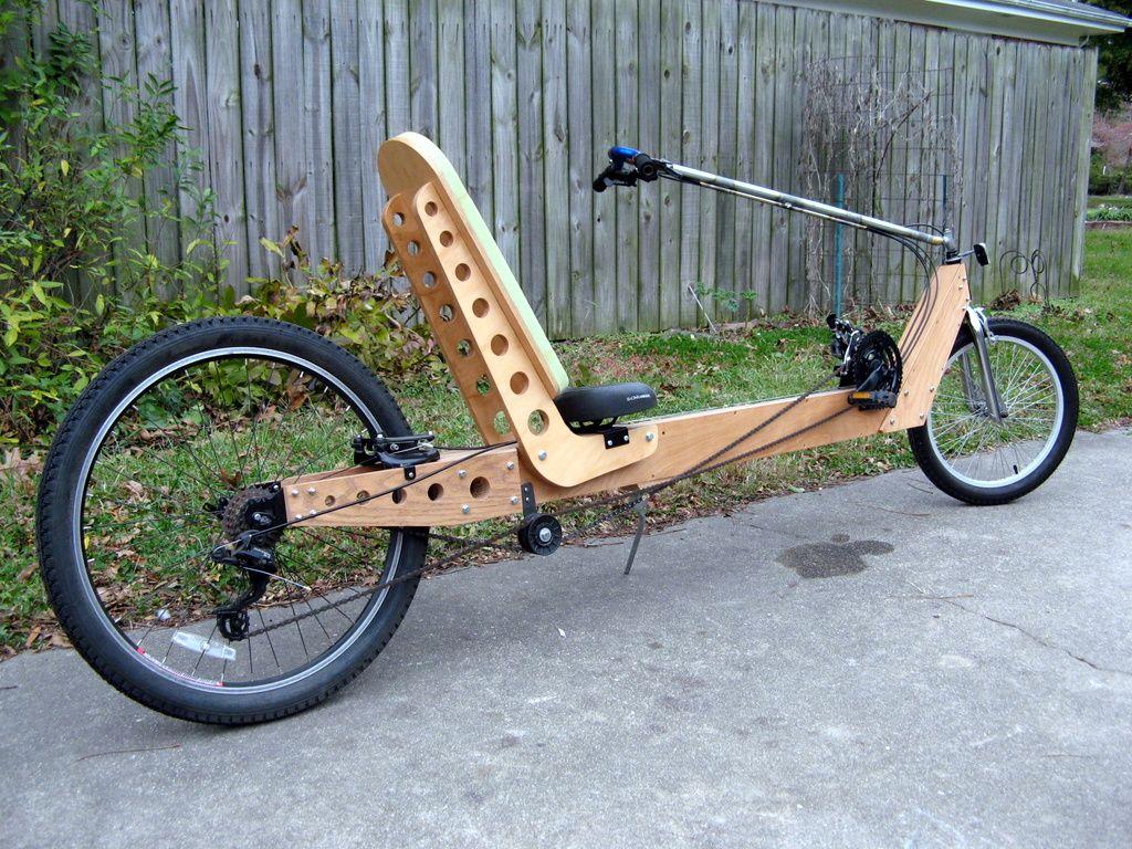 Деревянная рама велосипеда своими руками. детский велосипед из дерева. стильный велосипед – aero с необычной рамой