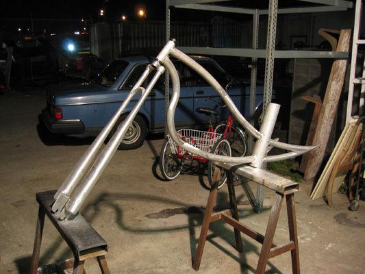 Велосипеды-чопперы