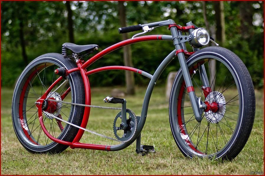 ✅ самые необычные велосипеды мира — смотрим и удивляемся - garant-motors23.ru