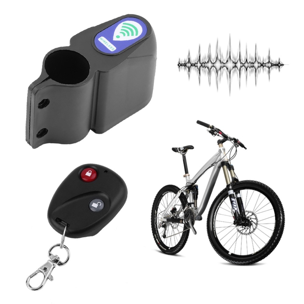 Сигнализации для велосипедов