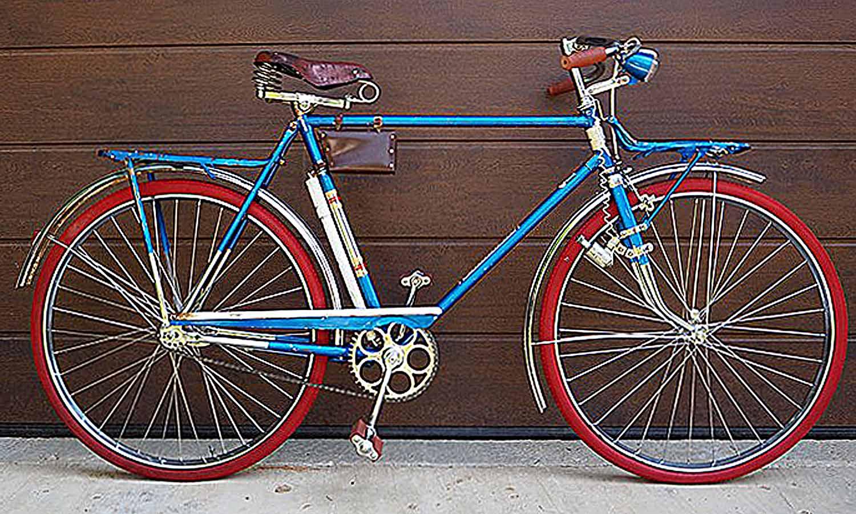 Легендарный велосипед советский: марки и фото