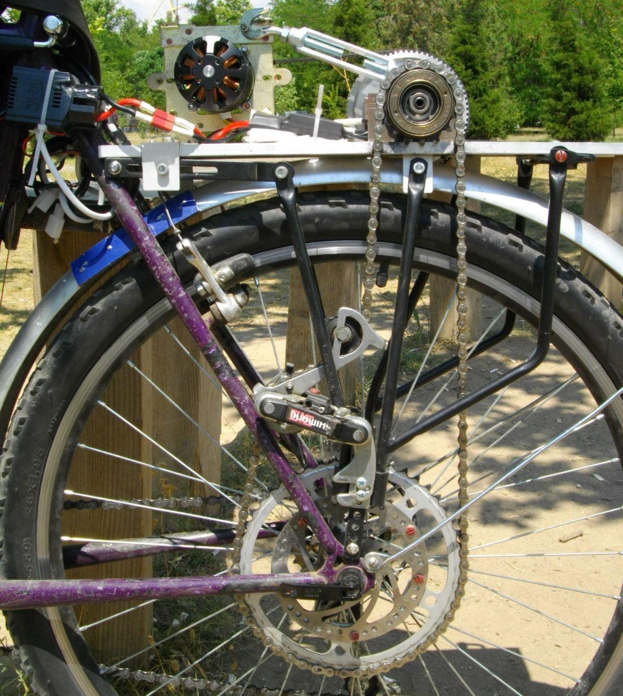 Как украсить свой велосипед в домашних условиях?