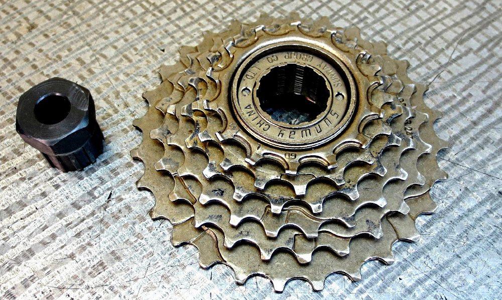 ✅ ремонт трещетки заднего колеса многоскоростного велосипеда - veloexpert33.ru