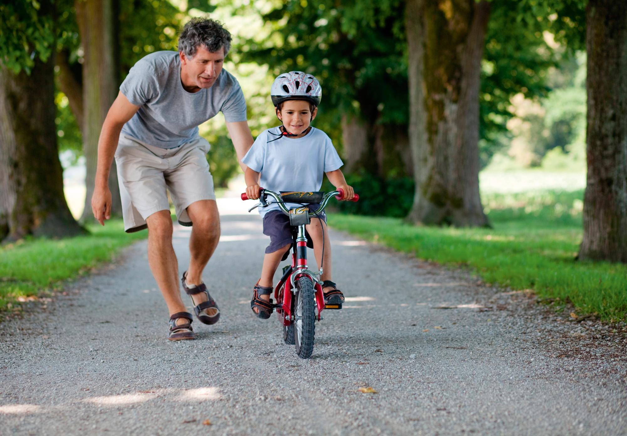 5 типичных ошибок велосипедистов