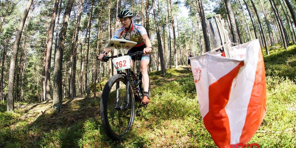 Спортивное ориентирование на велосипедах википедия
