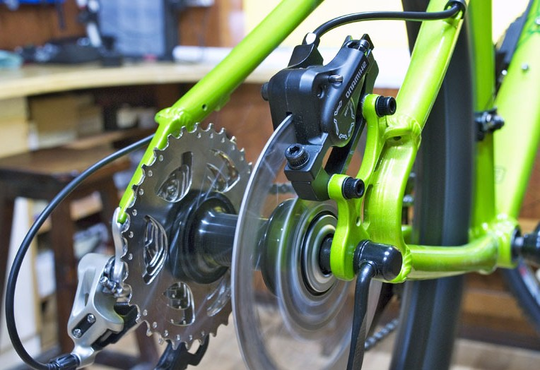 Виды тормозов на велосипеде