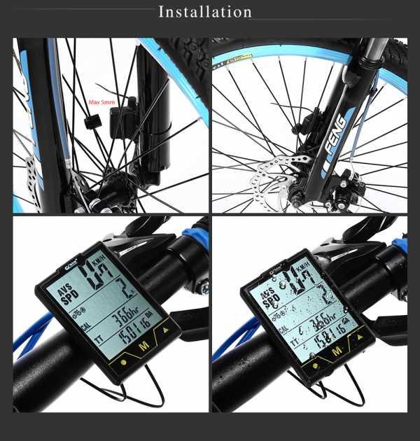 Велокомпьютер на велосипед: фото, модели, установка, настройка