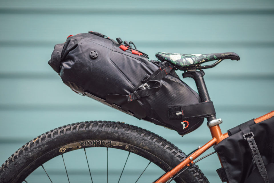 How to bikepack