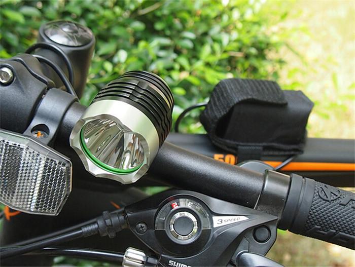Велофара: как правильно выбрать фонарь для велосипеда
