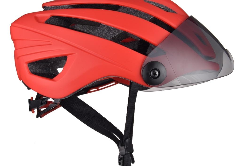 Все про велосипедный шлем