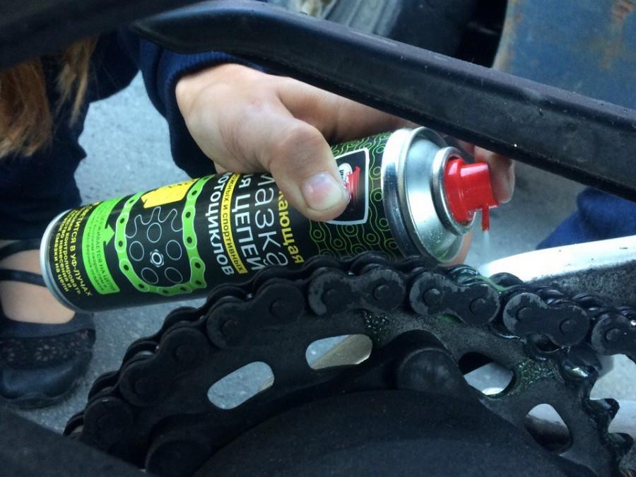 Как очистить и чем смазать цепь велосипеда? виды смазок и их правильный выбор.