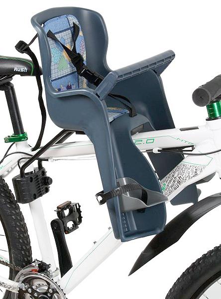 Детское кресло на велосипед - в 2020 году, как крепится, до 30 кг