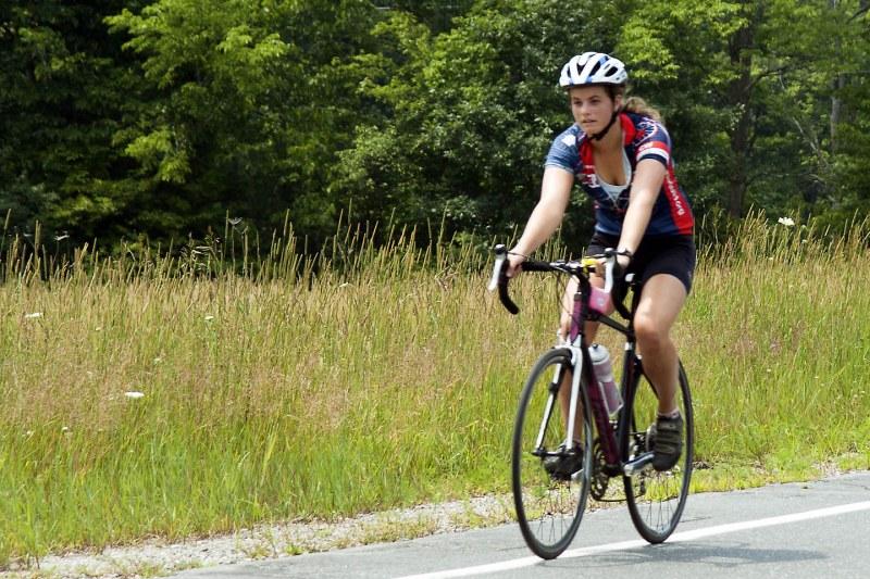 Как езда на велосипеде влияет на фигуру
