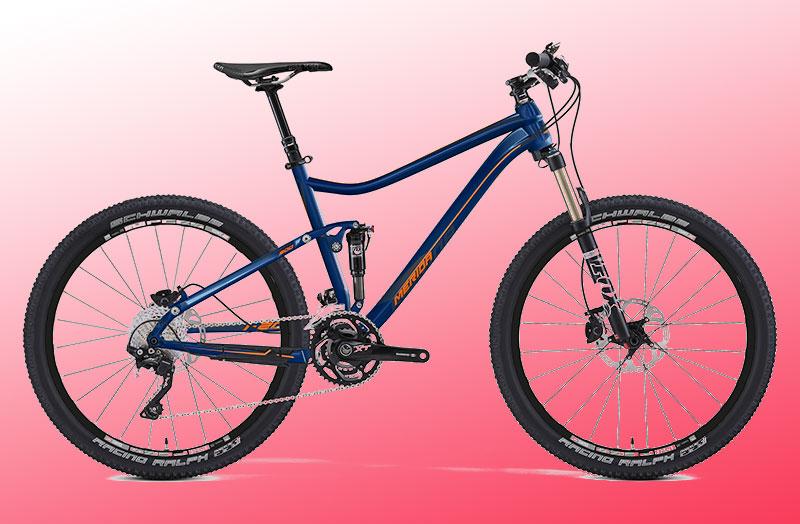 Покупка брендового велосипеда