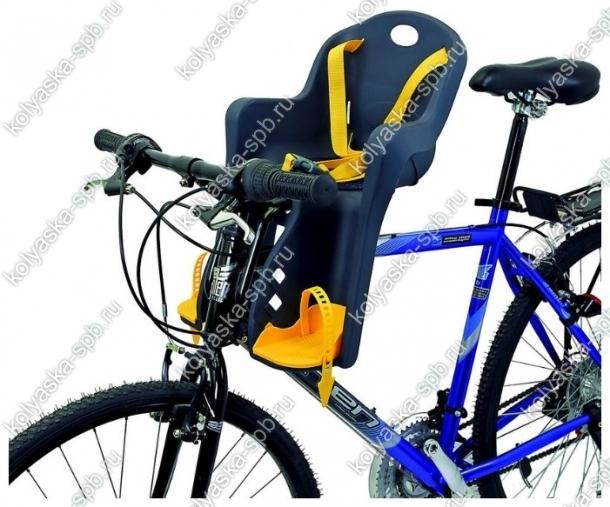 Велосипедное кресло для ребенка (сиденье): как выбрать, сделать самому