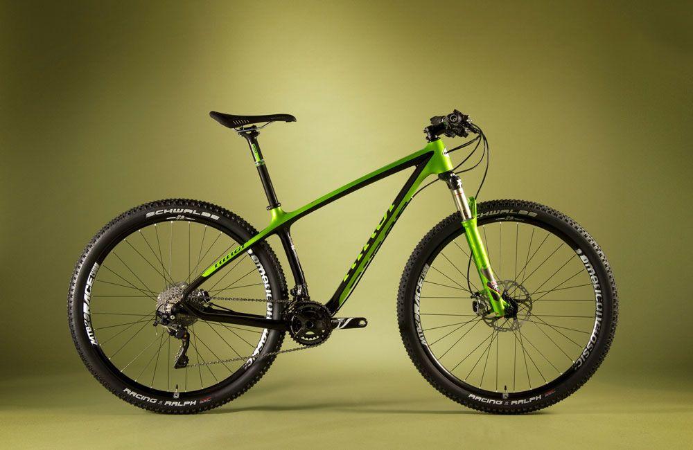 Найнер велосипед с большими колесами , за и против (26 и 29 дюймов)
