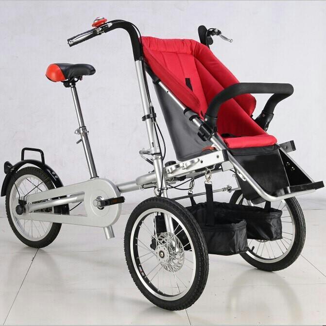 Перевозка детей на велосипеде: плюсы и минусы