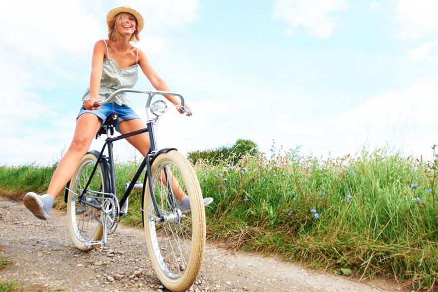 Геморрой и велосипед: польза или вред? 10 важных правил и советов, видео