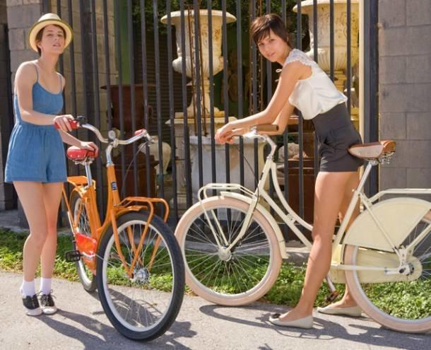 Прогулочный велосипед для взрослых - характеристика, особенности
