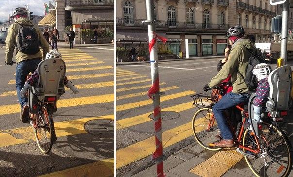 Правила езды на велосипеде по проезжей части – как ездить? [2019]
