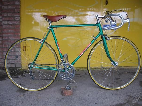 Советские велосипеды / старые велосипеды аист и салют, кросс, кама и турист - фото