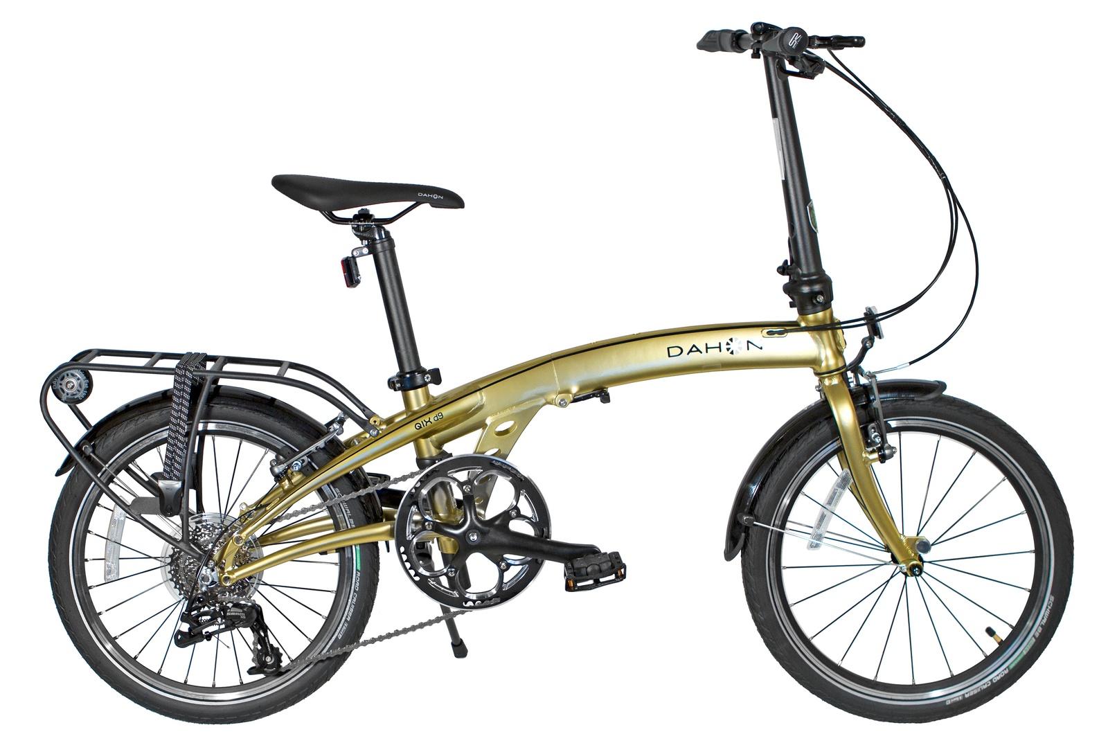 Как выбрать городской складной велосипед