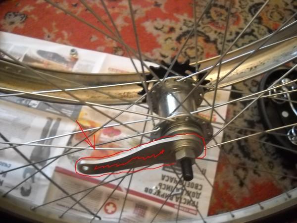 Как снять покрышку с диска велосипеда?