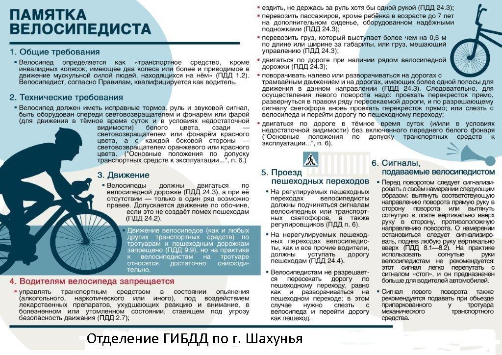 Езда по тротуару: штраф за нарушение в 2021 году