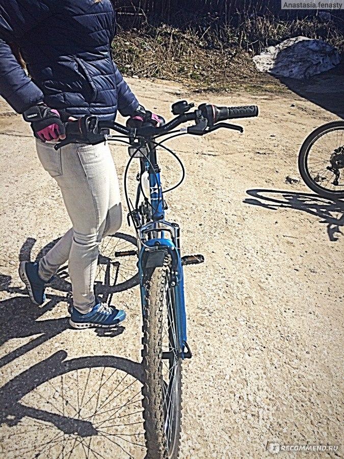 Как снять и разобрать переднюю вилку велосипеда
