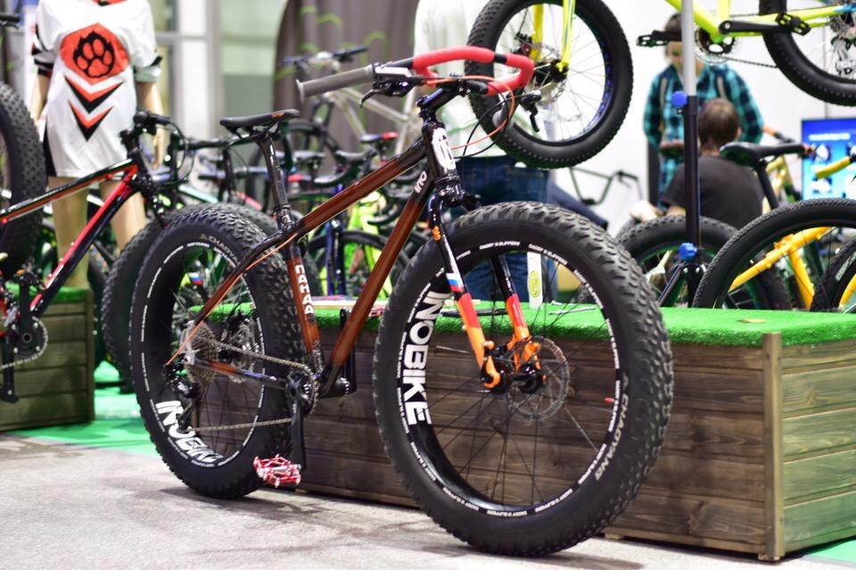 Фэтбайк или зимний велосипед | kryptobike tm