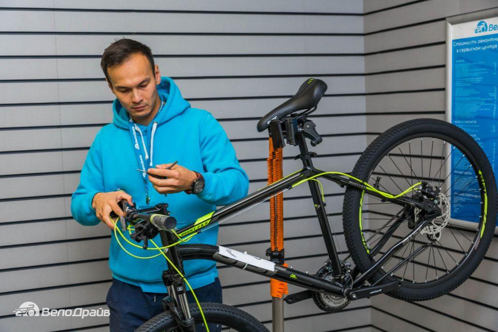 Обслуживание велосипеда после зимы: проверка элементов трансмиссии, амортизации, тормозной системы, ходовой части и колес
