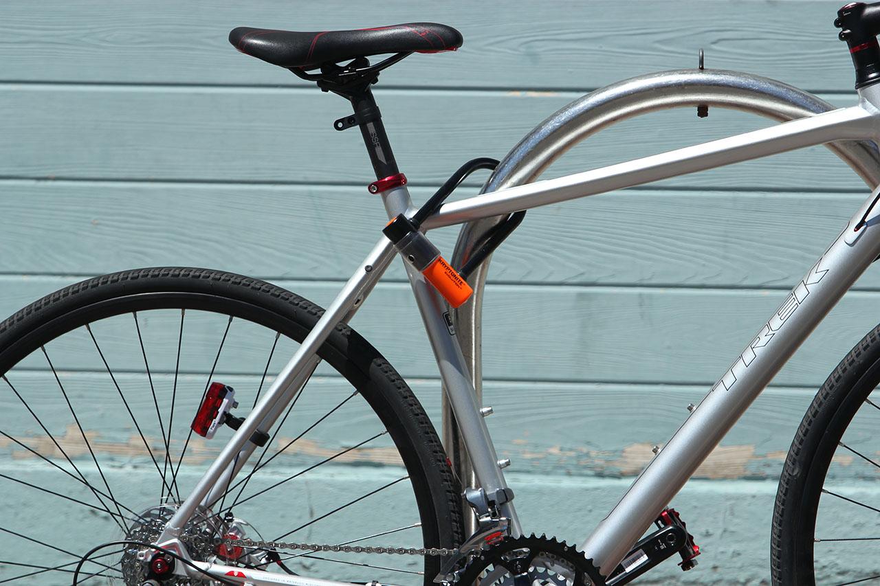Какие велосипедные замки лучше выбрать