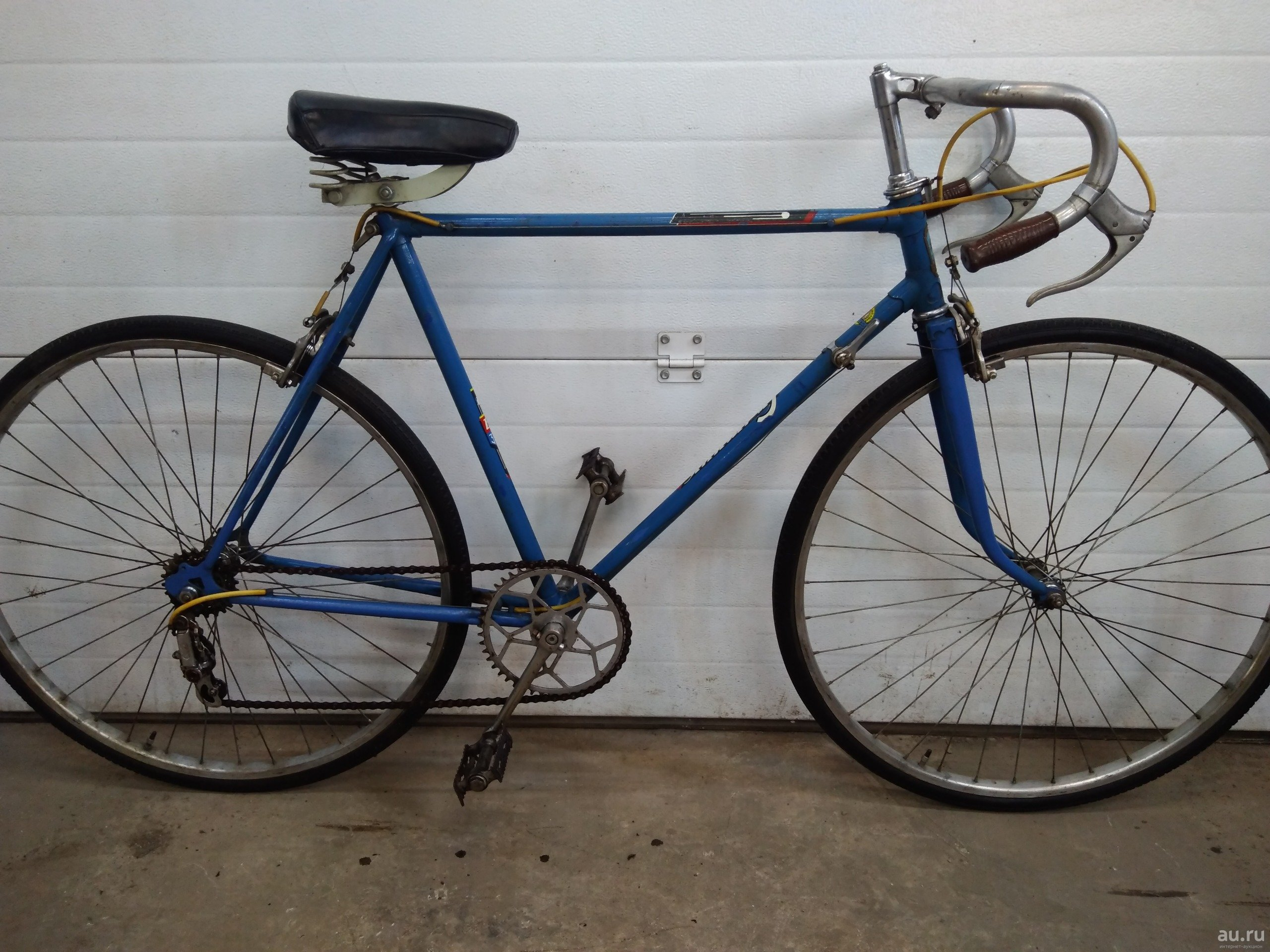 Велосипеды Спутник