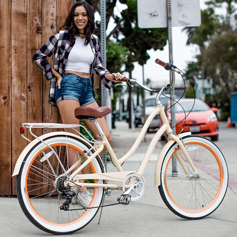 Как выбрать женский велосипед